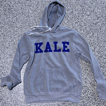 Womens Clothing, Sweatshirt, Hoodie, Popular Hoodie, Comfy Clothing, Funny tshirts - Kale University College