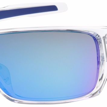 Oakley Turbine Rotor Sunglasses OO9307-10 Polished Clear | Sapphire Iridium Lens