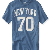 PS from Aero  Kids' New York 70 Graphic T