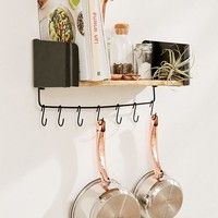 Lara Hook Shelf | Urban Outfitters