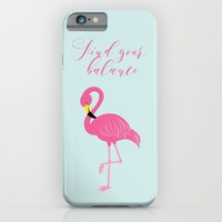 Find Your Balance (2) iPhone & iPod Case by heartlocked