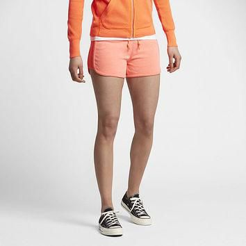 "The Converse Knit Women's 3.5"" Shorts."