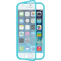 DW Wrap-up with Screen Protector Case for iPhone 6 - Blue