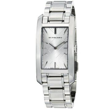 Burberry Women's BU9400 Heritage Stainless Steel Bracelet Watch