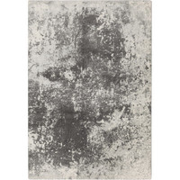 Surya Aberdine Charcoal & Light Gray Area Rug | Wayfair