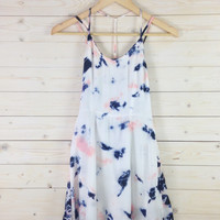 Peach Pout Tie Dye Dress