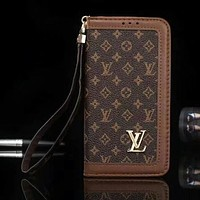 Perfect Louis Vuitton  Phone Cover Case For Samsung s7edge s8 s8+ iphone 6 6s 6plus 6s-plus 7 7plus 8 8plus X