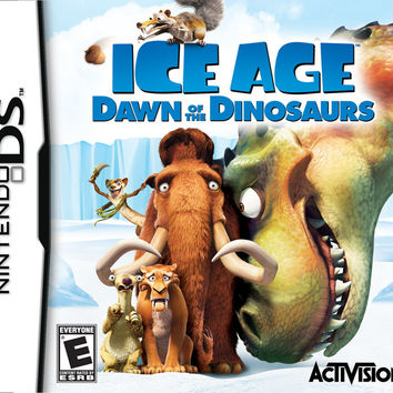 Ice Age: Dawn of the Dinosaurs - Nintendo DS (Game Only)