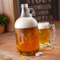 Beer Growler ~ Personalized