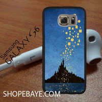 Disney Tangled Lights 5463 For galaxy S6, Iphone 4/4s, iPhone 5/5s, iPhone 5C, iphone 6/6 plus, ipad,ipod,galaxy case