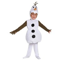 Disney's Frozen Olaf Costume   Toddler (white)
