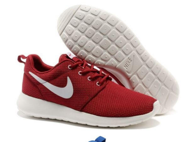 ... White  good looking 86d70 3ea78 NIKE Women Men Running Sport Casual Shoes  Sneakers RED ... 0d74fbf8d