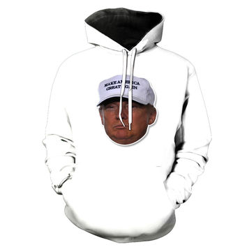 Make America Great Again Donald Trump Hoodie