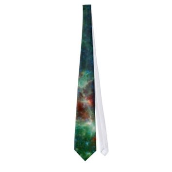 NASAs Heart And Soul Nebula Neckwear