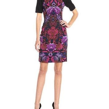 Adrianna Papell Short Cocktail Party Casual Dress