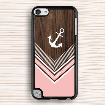 pink wood grain chevron ipod case,classical ipod touch case,pink wood grain chevron ipod 4 case,best ipod 5 case,personalized ipod cover,gift ipod cover
