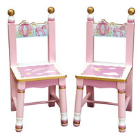 Guidecraft Princess Extra Chair Set of 2 - G86303