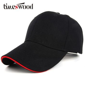 Trendy Winter Jacket Working Caps Solid Baseball Cap  Trucker Snapback Hat Fitted Cheap Cap Classic Canvas Sunscreen Hats For Lady Men Women AT_92_12