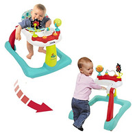 Kolcraft Tiny Steps 2-in-1 Activity Walker, Jubilee