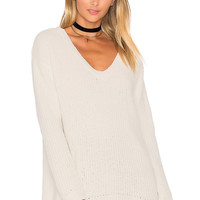 BB Dakota Barlow Sweater in Oatmeal | REVOLVE