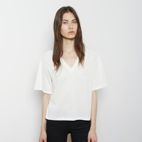 Faye Oversized V-Neck by Acne Studios