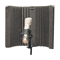 Auralex Acoustics MudGuard Microphone Isolation Shield for Vocals and Voiceover