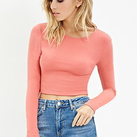 Classic Cropped Tee