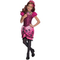 Ever After High Briar Beauty Costume - Kids (Pink)