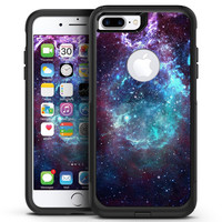 Trippy Space - iPhone 7 or 7 Plus Commuter Case Skin Kit