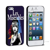 New Les Miserables iPhone 4 5 6 Samsung Galaxy S3 4 5 6 iPod Touch 4 5 HTC One M7 8 Case
