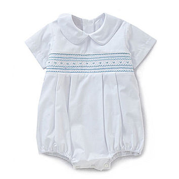 Starting Out Treasures Bubble Shortall - White