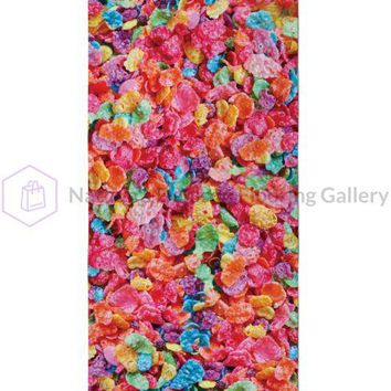 Fruity Pebbles Beach Towel