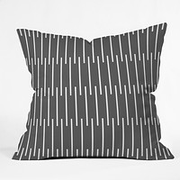 Caroline Okun Meridian Throw Pillow