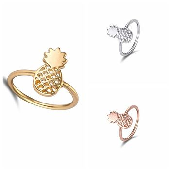 Adorable Pinapple Rings