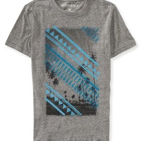 Geo Palm Tree Graphic T