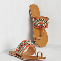 Hasta la Vista, Beachy Sandal in Day
