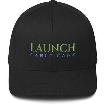 Launch Cable Park Structured Twill Cap
