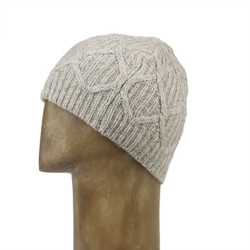 The Yukon Textured Knit Beanie