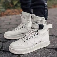 Nike Special Field Air Force 1  Fashion Casual High-Top Shoes