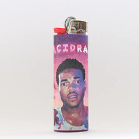 Chance The Rapper Bic Lighter | Acid Rap | Stoner Gifts | Glass Smoking Pipe Weed | Custom Bic Lighter | Dab Rig Water Bong Accessories Dome