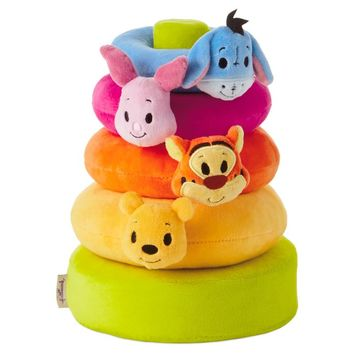 itty bittys® Winnie the Pooh Baby Stuffed Animal Stacker