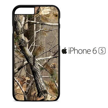 Camoflage Camo Real Tree iPhone 6S Case