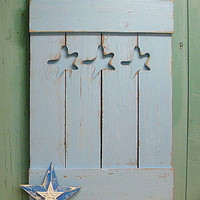 Shutter Cedar Door Electric Panel Cover Beach House Nautical Country Cabin Cottage Lake City Farmhouse