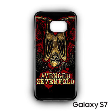 avenged sevenfold Logo Picture for Samsung Galaxy S7 phonecases