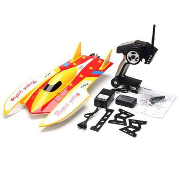Brushless Boat High Speed remote control Racing RC Boat