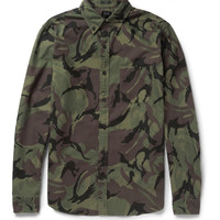 J.Crew - Camouflage-Print Cotton Shirt | MR PORTER