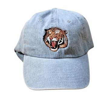 Denim v2 Tiger Dad Hat