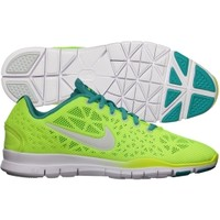Nike Women's Free TR 3 Hypercool Training Shoe - Yellow/Turquoise | DICK'S Sporting Goods