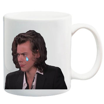 Crying Harry Mug