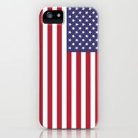 "The national flag of the USA - Authentic Scale ""G-spec"" 10:19 and authentic colors. iPhone & iPod Case by LonestarDesigns2020 - Flags Designs +"